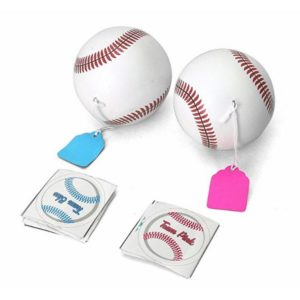 Gender Reveal Baseball