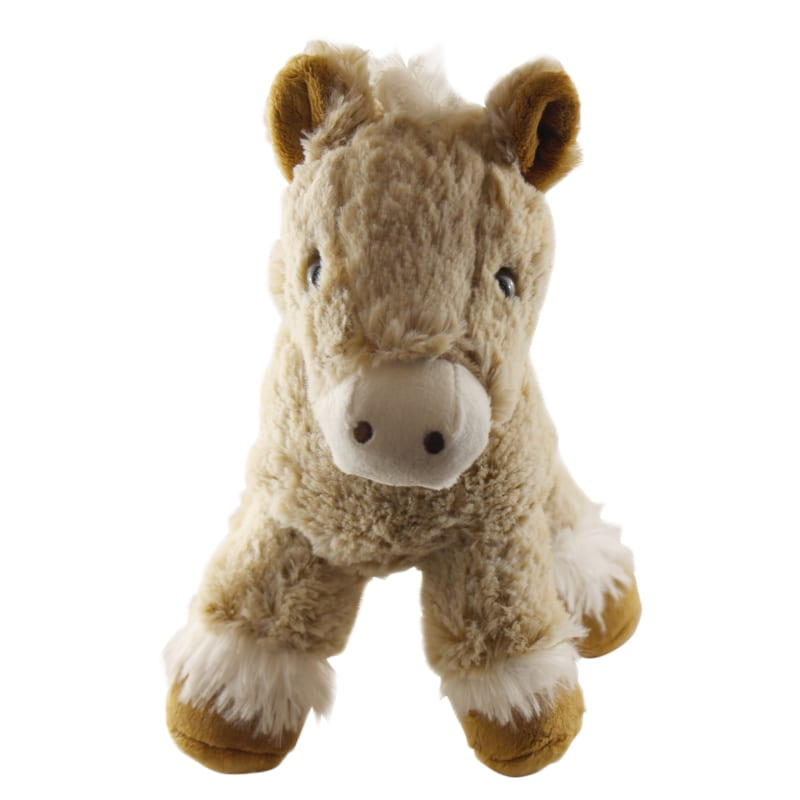 Hi Mom Ultrasound Stuffed Animal Horse Front